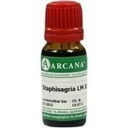 STAPHISAGRIA LM 24 Dilution
