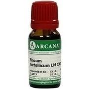 ZINCUM METALLICUM LM 30 Dilution