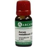 AURUM MURIATICUM LM 18 Dilution