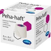 PEHA-HAFT Fixierbinde latexfrei 4 cmx4 m