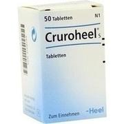 CRUROHEEL S Tabletten