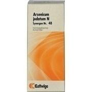 SYNERGON KOMPLEX 48 Arsenicum jodatum N Tropfen