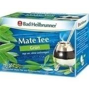 BAD HEILBRUNNER Mate Tee grün Filterbeutel