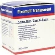 FIXOMULL transparent 5 cmx10 m