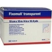 FIXOMULL transparent 10 cmx10 m