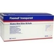 FIXOMULL transparent 15 cmx10 m