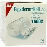 TEGADERM 3M Pflaster 5 cmx10 m Rolle 16002