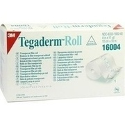 TEGADERM 3M Pflaster 10 cmx10 m Rolle 16004
