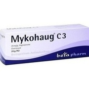 MYKOHAUG C 3 Vaginalcreme