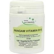 PANGAM Vitamin B15 Vegi Kapseln