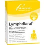 LYMPHDIARAL HALSTABLETTEN
