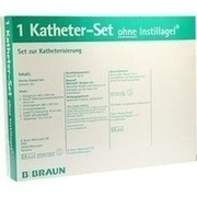 KATHETER-SET ohne Instillagel