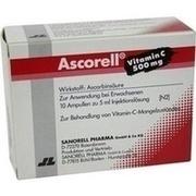 ASCORELL Injektionslösung