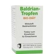 BALDRIAN TROPFEN Bio-Diät