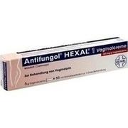 ANTIFUNGOL HEXAL 1 Vaginalcreme