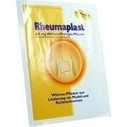 RHEUMAPLAST 4,8 mg wirkstoffhaltiges Pflaster