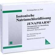 ISOTONISCHE NaCl Lösung Ampullen