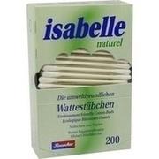 WATTESTÄBCHEN Isabelle Faltsch.