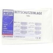 BETTSCHUTZEINLAGE Folie 50x90 cm weiß