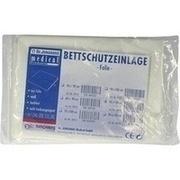 BETTSCHUTZEINLAGE Folie 90x120 cm weiß