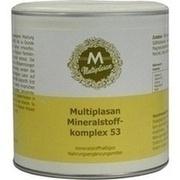 MULTIPLASAN Mineralstofflkomplex 53 Pulver