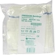FREEDOM Beinlinge medium blau