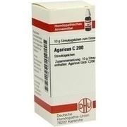 AGARICUS C 200 Globuli
