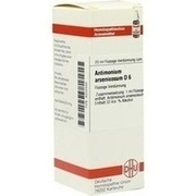 ANTIMONIUM ARSENICOSUM D 6 Dilution