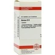 ARNICA D 8 Tabletten
