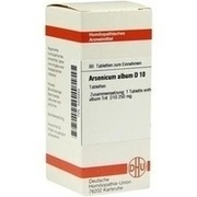ARSENICUM ALBUM D 10 Tabletten