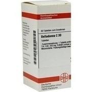 BELLADONNA C 30 Tabletten