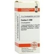 CACTUS C 200 Globuli