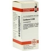 CANTHARIS D 200 Globuli