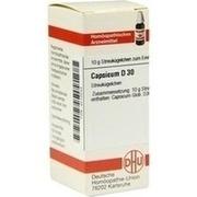CAPSICUM D 30 Globuli