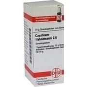 CAUSTICUM HAHNEMANNI C 6 Globuli