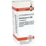 CHELIDONIUM C 200 Globuli