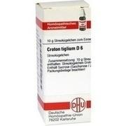 CROTON TIGLIUM D 6 Globuli