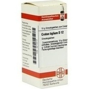 CROTON TIGLIUM D 12 Globuli