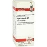 CYCLAMEN D 12 Globuli