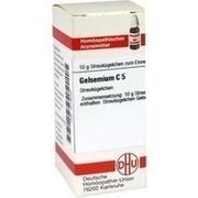 GELSEMIUM C 5 Globuli