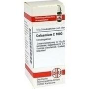 GELSEMIUM C 1000 Globuli