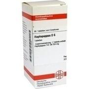 HAPLOPAPPUS D 6 Tabletten