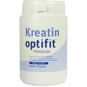 KREATIN OPTIFIT Maracuja Granulat