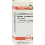 LYCOPUS VIRGINICUS D 6 Globuli
