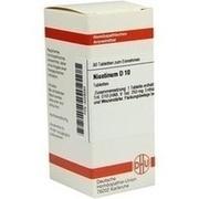 NICOTINUM D 10 Tabletten