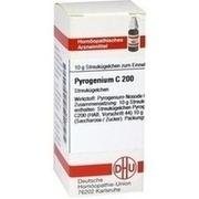 PYROGENIUM C 200 Globuli