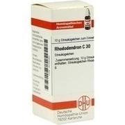 RHODODENDRON C 30 Globuli