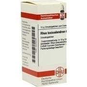 RHUS TOXICODENDRON C 4 Globuli