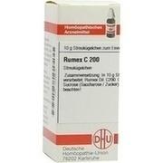 RUMEX C 200 Globuli