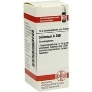 SELENIUM C 200 Globuli